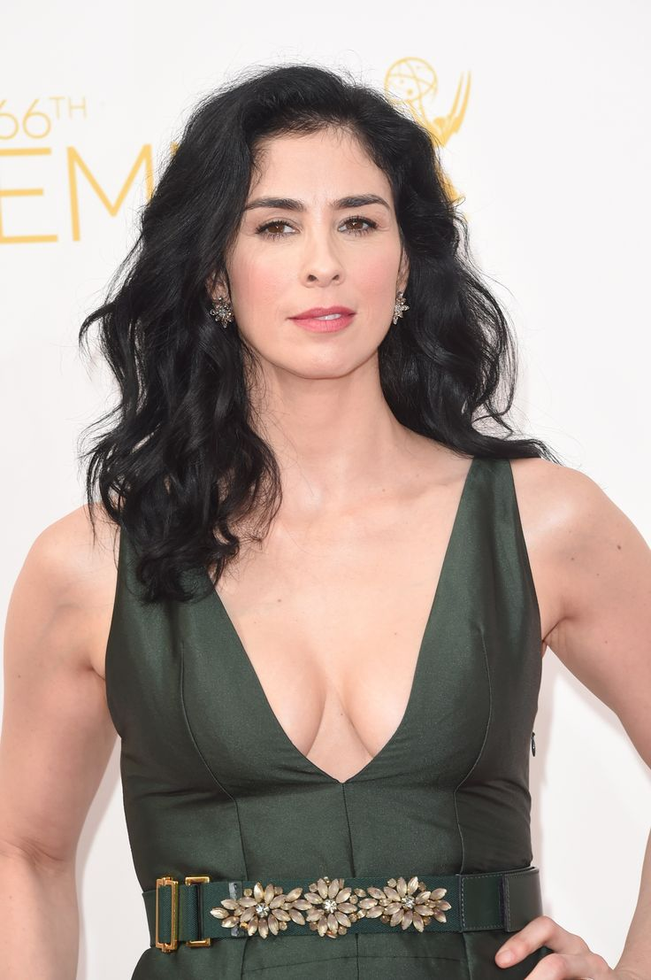 Image result for sarah silverman breasts | Celebrity beauty, Women, Celebrity skin