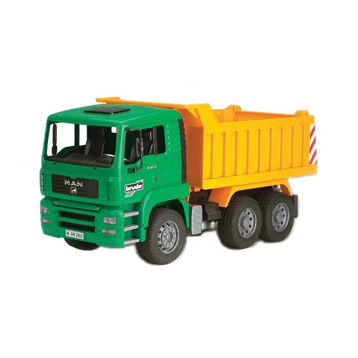 Bruder Lastbil Med Tipp - Lastbilar & Grävmaskiner - Bilar & Fordon - Leksaker - Produkter