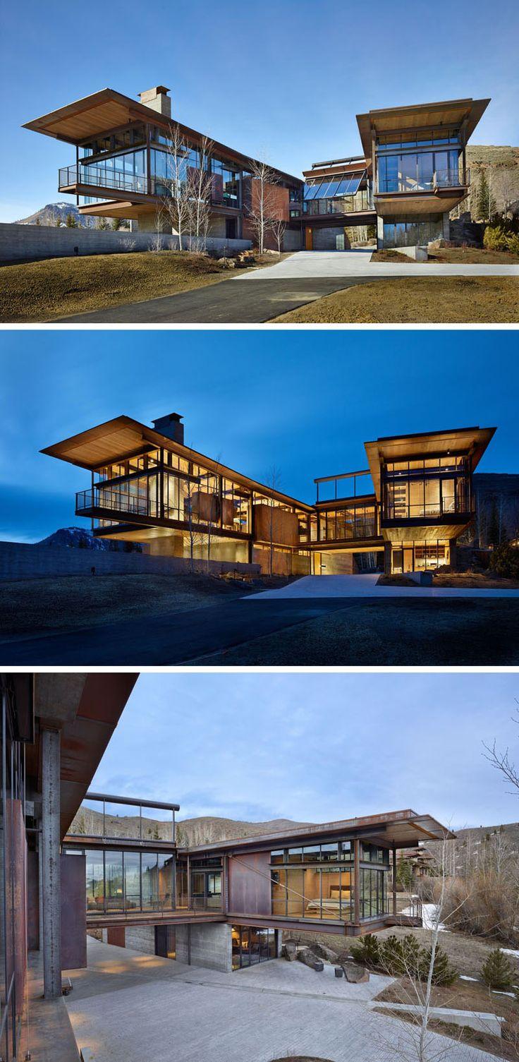25+ best glass houses ideas on pinterest | glass house, open