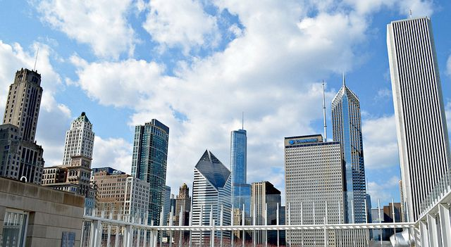 The 10 Best Rooftop Bars In Chicago, 2014 Edition via @Chicagoist.com