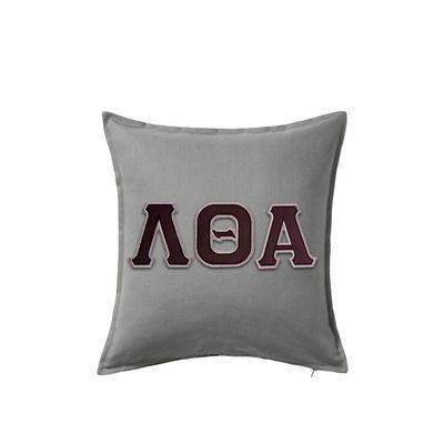 Lambda Theta Alpha Decorative Pillow