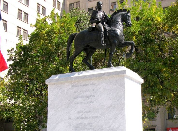 Monumento José Miguel Carrera