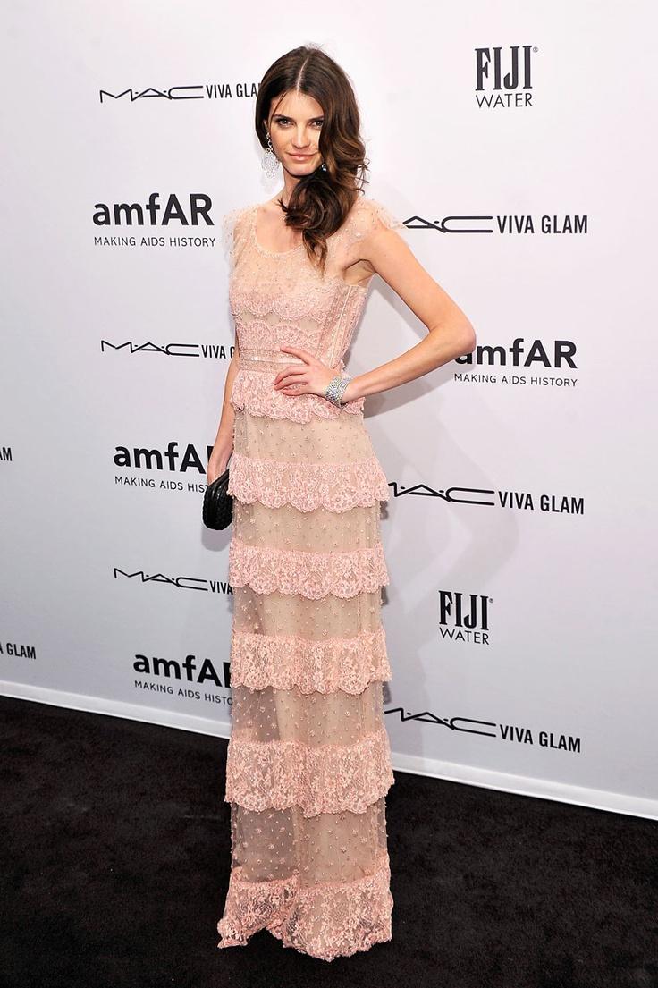 Gala amfAr 2013 en Nueva York - Jeisa Chiminazzo