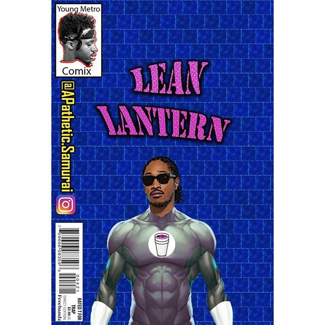 """In brightest day, In blackest night, no codeine shall escape my sight. Let those who worship sobriety's might, beware my power LEAN LANTERN'S LIGHT  @future as a superhero  #future #freebandz #hendrix #futurehendrix #lean #sizzurp #codeine #trap #trapmusic #atlanta #georgia #adobe #adobephotoshop #adobephotoshopcs6 #cs6 #cs5 #dccomics #greenlantern #haljordan #comics #comicbooks #superhero #edit #edits #photoedit #mediamanipulation #graphicdesign #graphicdesigner #wshh #leanlantern"