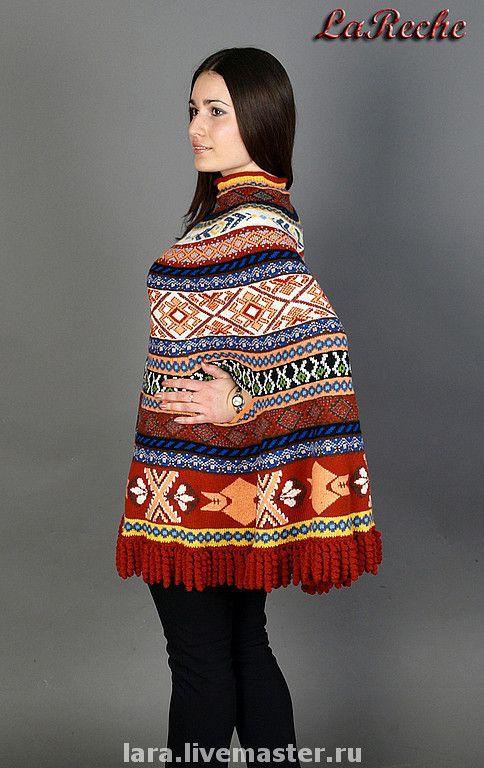 Индейское пончо ручной работы /Indian handmade ponchos #clothing #этника #ethnics #indian #handmade #ручнаяработа #style