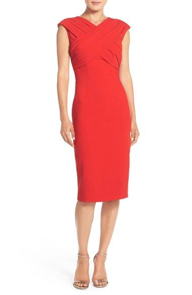 Red dress nordstrom montgomery