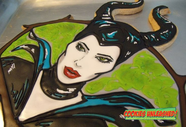 Maleficent | Cookie Connection