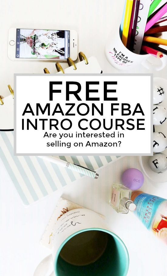 The first year that Jessica's family ran their Amazon FBA business together, working less than 20 hours a week total, they made over 6 figures profit! Check out this interview for more information on how to work from home selling on Amazon FBA. Jessica also has a FREE 3 part video series that will help people understand all of the basics of this business. I recommend signing up for it now!