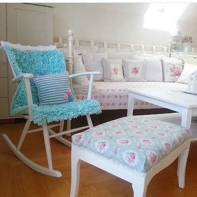 Superieur Love This Rocking Chair. Shabby Chic ...