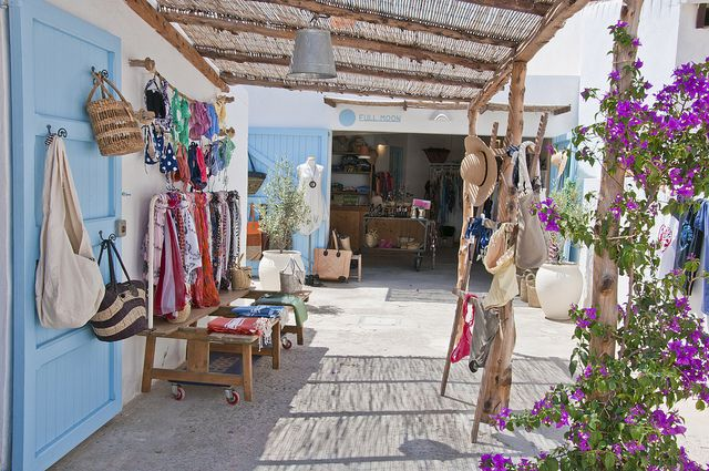 Full Moon, Shop - Sant Francesc, Formentera