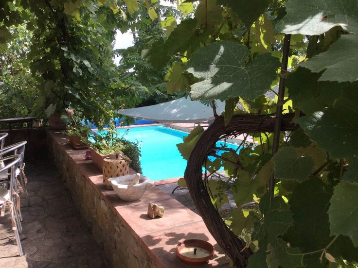 THIS IS IT!!!!!!! ** La Casa in Chianti, typical masonry with pool in olive grove . This is a typical country estate  surrounded by olive trees, vineyards and wooded hills, loca...