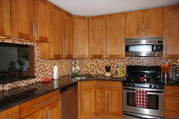 17 best images about kitchen remodel on pinterest menu for Autumn shaker kitchen cabinets