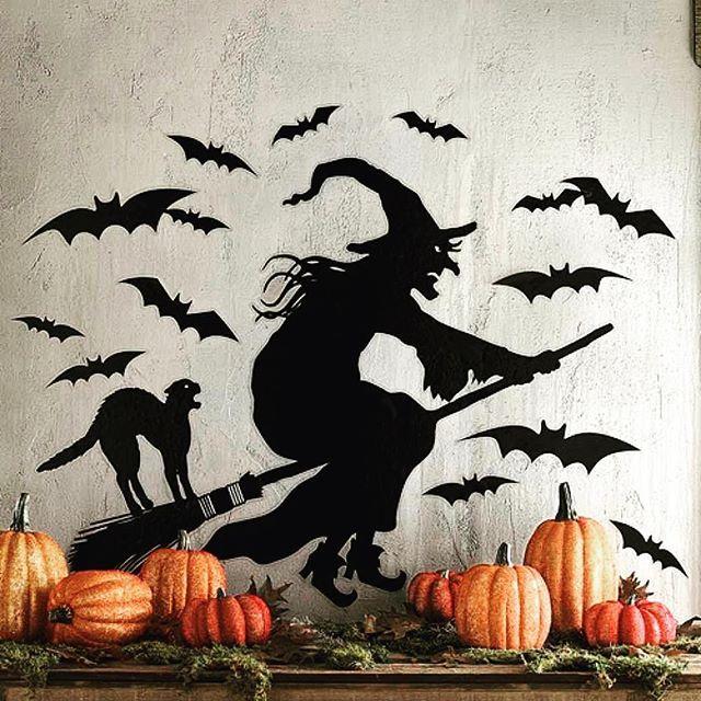 Хэллоуин картинки на весь лист рубрике нашего