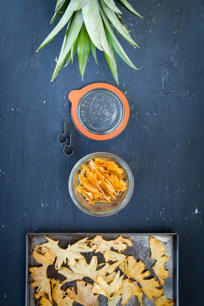 Chips d'ananas - C du beau