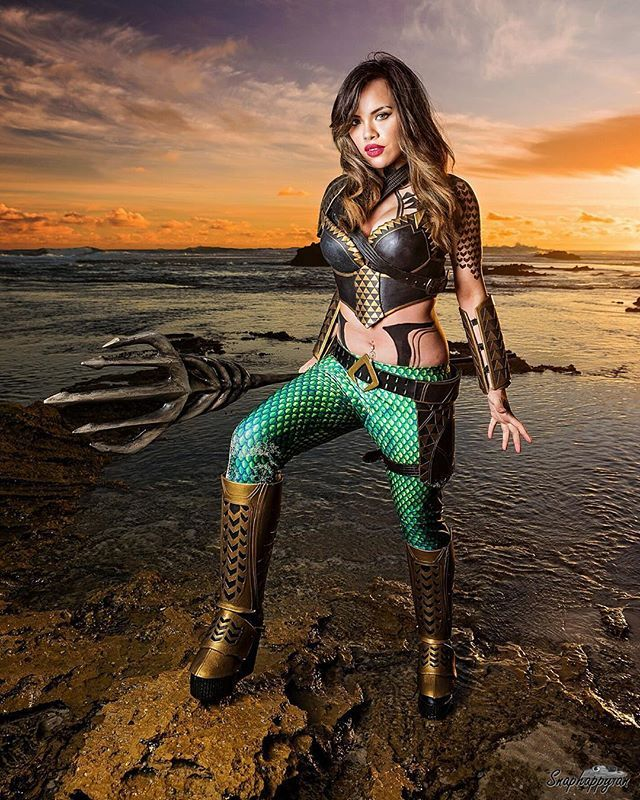 Female Aquaman