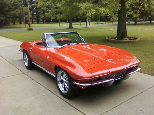 1964 Chevy Corvette Price - $37,000 Location - , Indiana