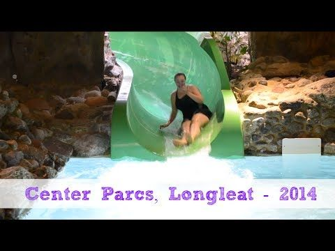 Trip to Center Parcs Longleat 2014