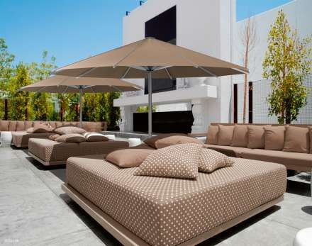 25+ parasta ideaa Pinterestissä Sonnenschirm rechteckig balkon - sonnenschirm balkon terrasse