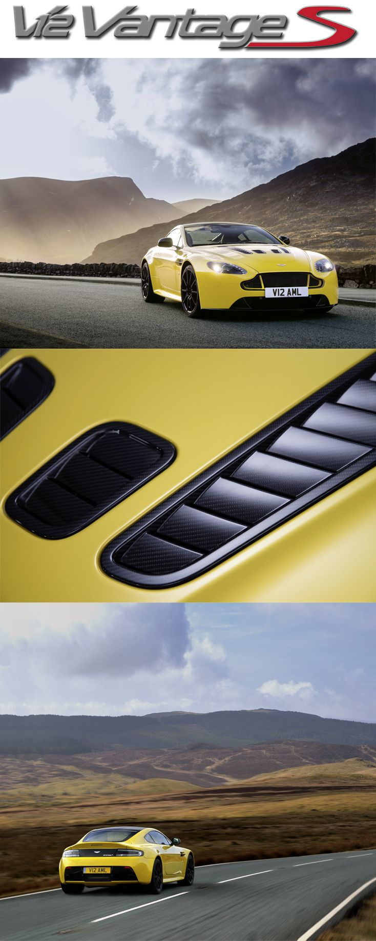 Aston martin v12 vantage s the most extreme aston martin discover more at http
