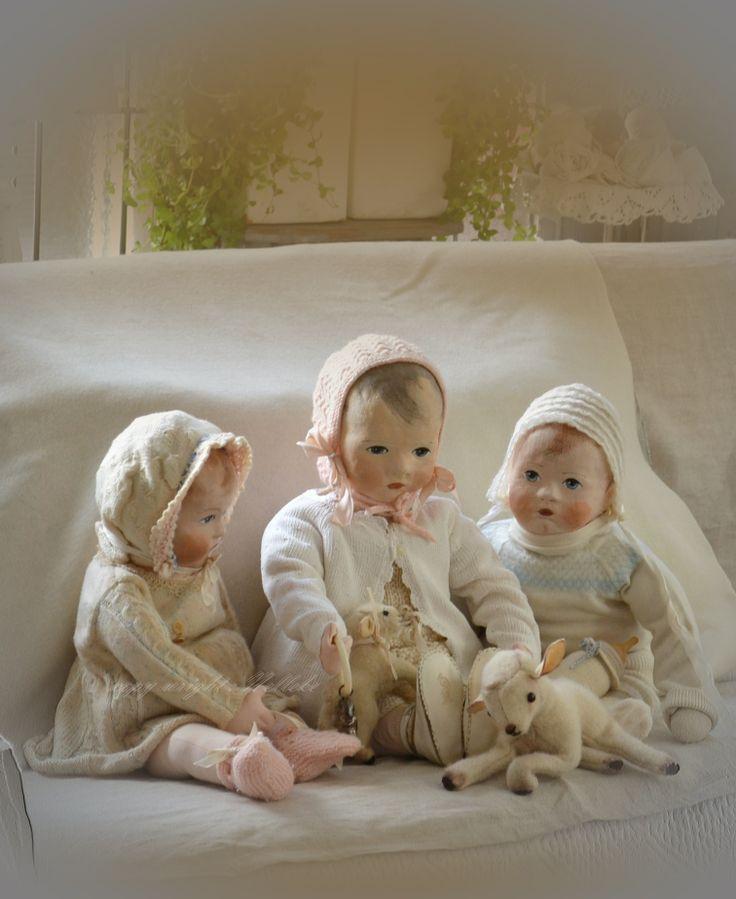poppen van Nelleke Hoffland