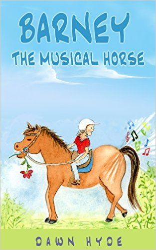 "Barney The Musical Horse (Horsenalities Book 1) - by Dawn Hyde. Kindle edition now available at Amazon. Barney makes the most ""peculiar"" sounds. #kids_picture_books #kids_books"