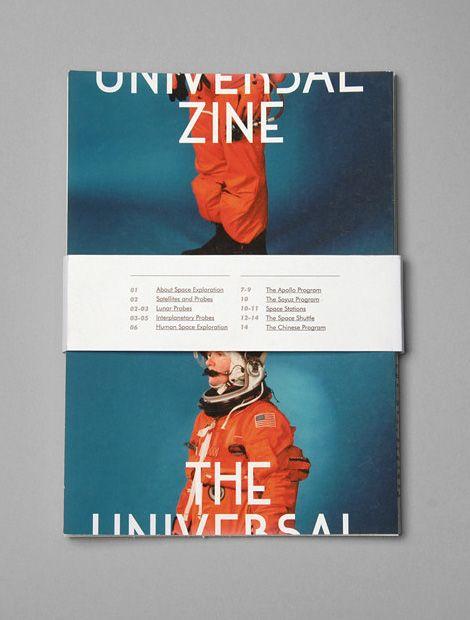 :: The Universal Zine ::