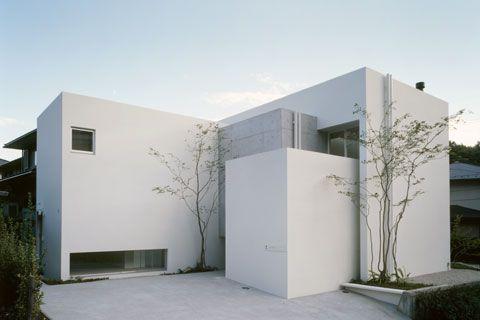LOUS Warsaw inspiration Hiroshi Yoshikawa Architects Design Office:House in Minamikasugaoka