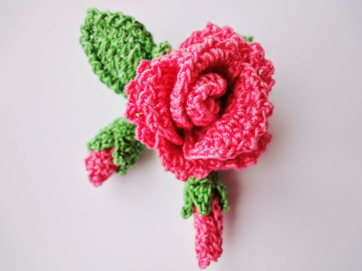 crochet crochet stitch rings of love show your crafts and diy projects ...