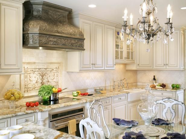 Get inspiration and kitchen design ideas from these stunning, professionally designed kitchens on HGTV.com
