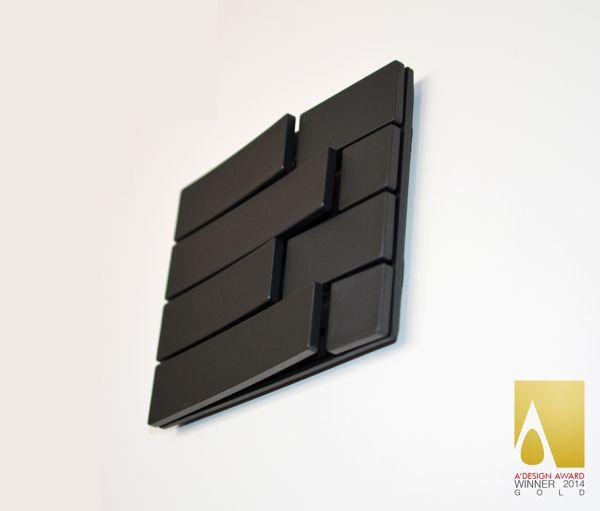 Piano switch for Lithoss by David Dos Santos, via Behance