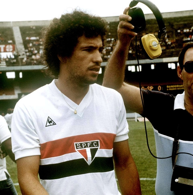 Careca, Sao Paulo FC 1983.