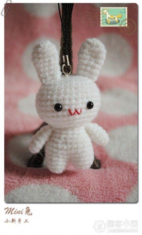 Knitter언니 블로그에서 귀여운 토끼인형 담아다 놓아다 ~~~*^^*