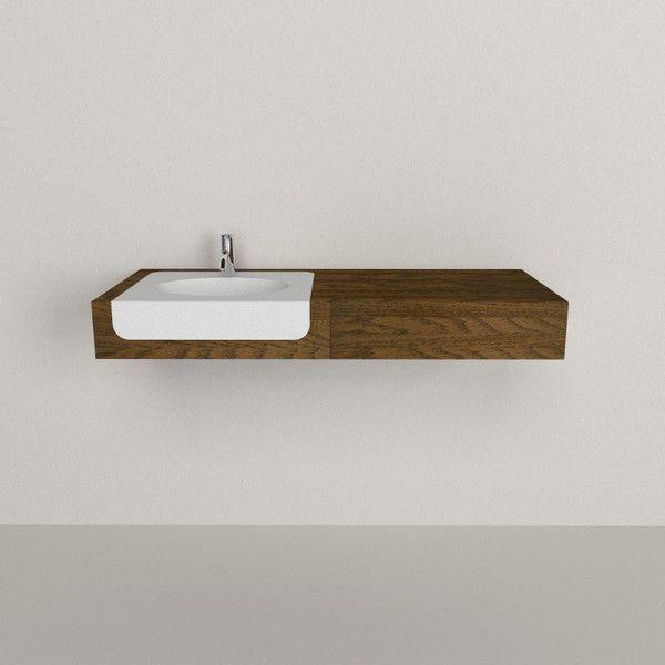 B4 Modern Wall Hung Vanity -Formed Breece+Sarahs Farmhouse ...