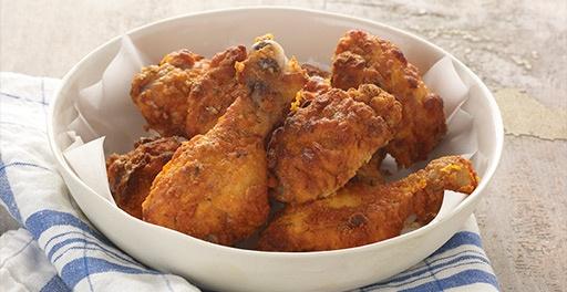 Chobani Yogurt -Oven Fried Chicken - Chobani