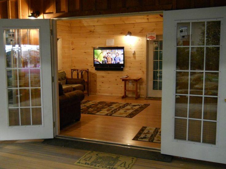 16 X 32 Custom Chalet Cabin Playhouse Camping Cabin