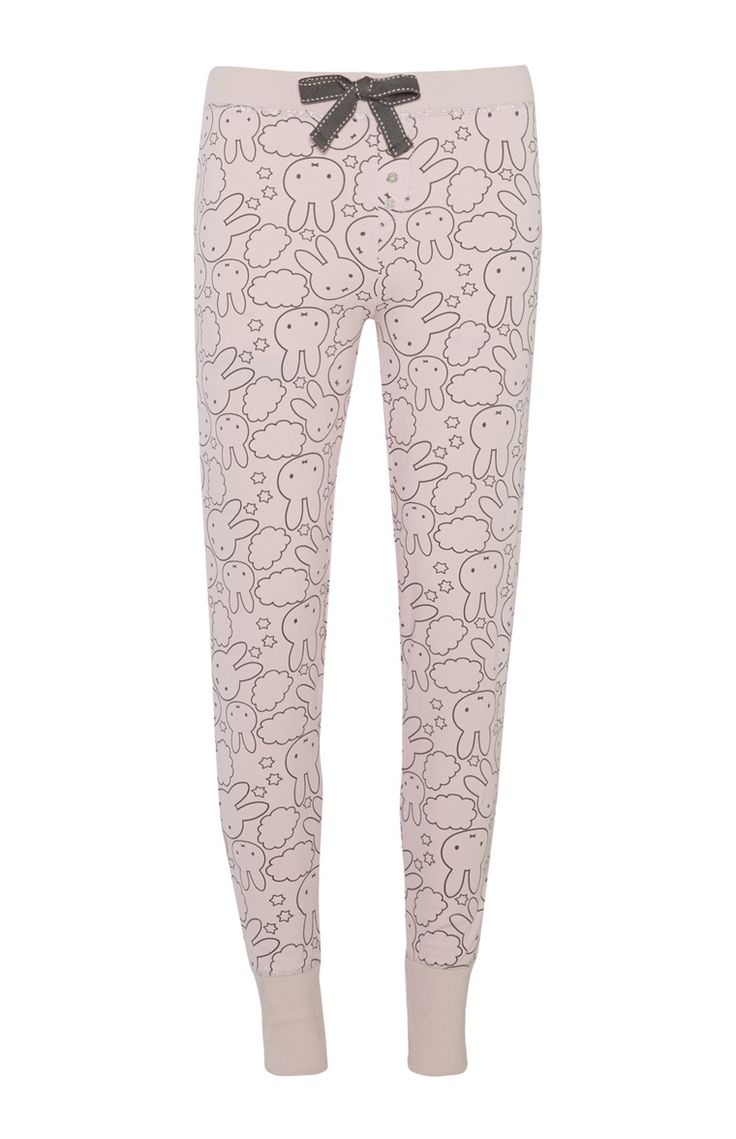 Pink Miffy Legging