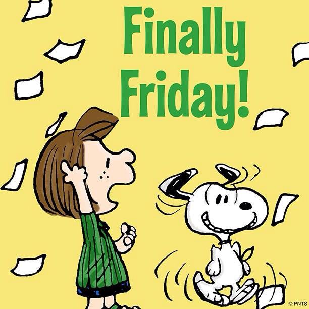 Fabulous Monday Snoopy Pinterest