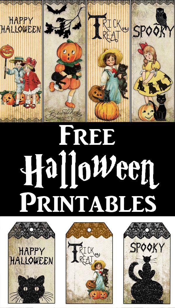 3 Free Halloween Printables Halloween Printables Free Halloween Prints Halloween Printables
