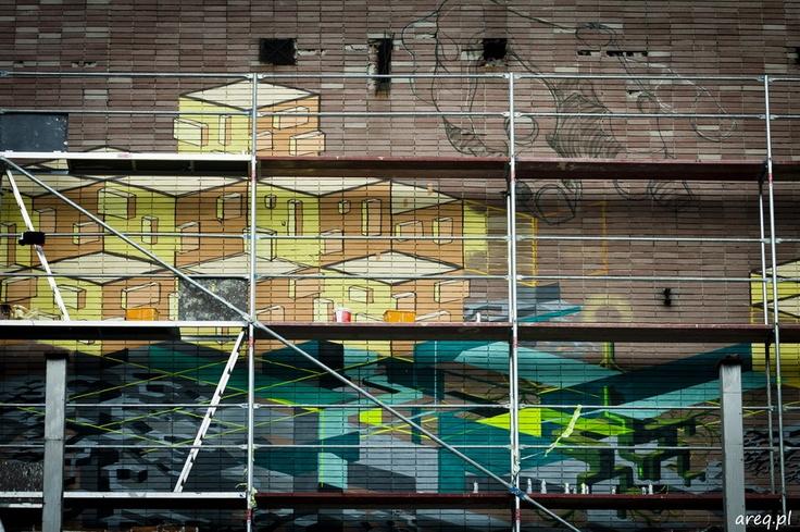 Mural na kinie w budowie!