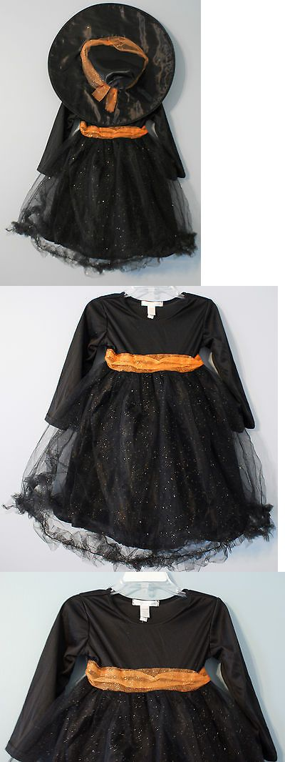 Halloween Costumes Kids: New Pottery Barn Kids Baby Witch Tutu Costume Dress Infant 12-24 Months -> BUY IT NOW ONLY: $59.99 on eBay!
