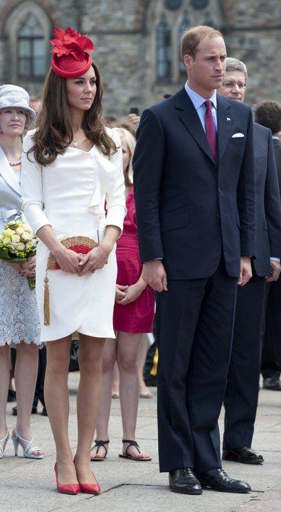 The Prince and Princess visit Canada