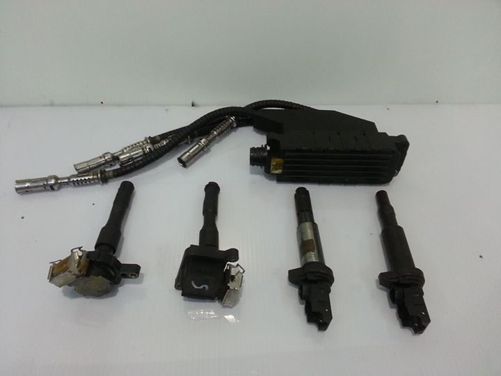 Bobina inductie Motor M43 Bmw E46 second hand 150 lei Bobina inductie motor N42 si N46 Bmw E46 second hand  80-100 lei  Bobina M54 80 Bmw E46 second hand 80 lei  Bobina M52 Bmw E46 second hand 50 lei