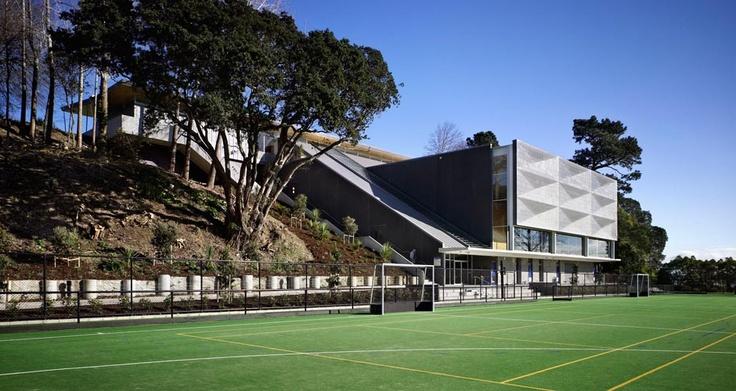 Saint Kentigern School Jubilee Sports Centre –  Architectus