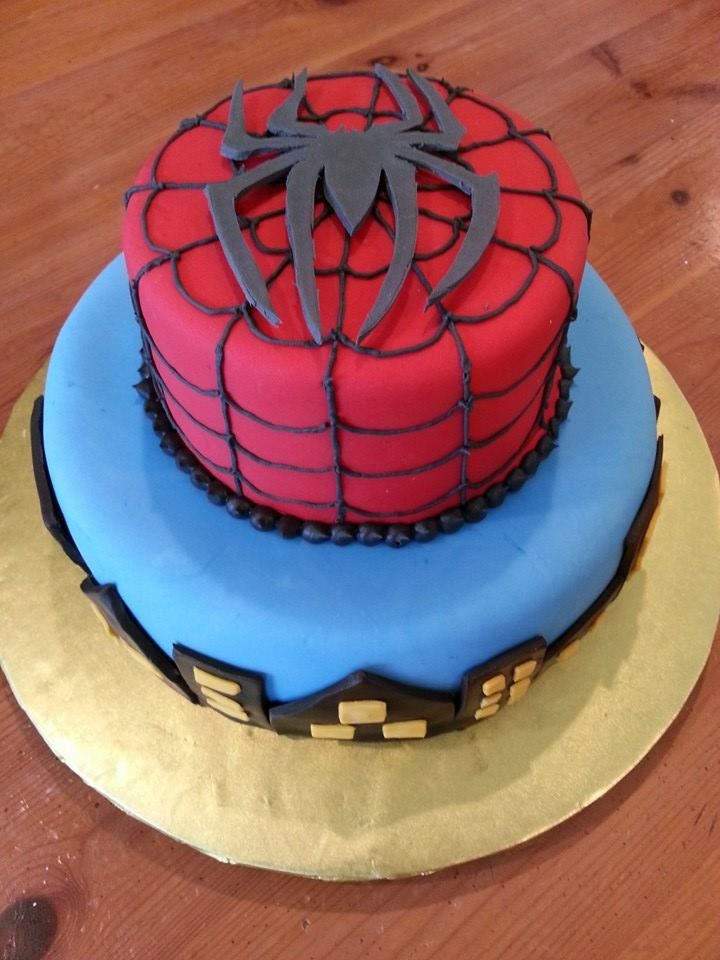 Picture Of Birthday Cake For A Man