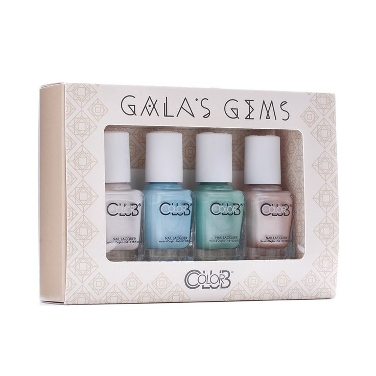 Color Club Gala's Gems Collection, $13.00 #birchbox