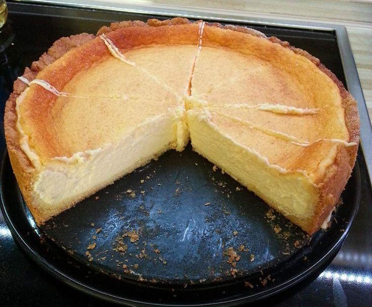Rezept Rahmkuchen superlecker!! von luki79 - Rezept der Kategorie Backen süß