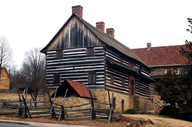 Old Salem In Nc 50