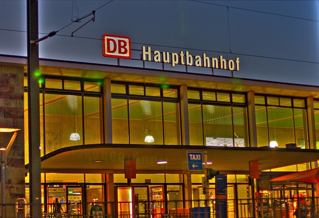 Heilbronn HBf HDR by dmytrok, via Flickr