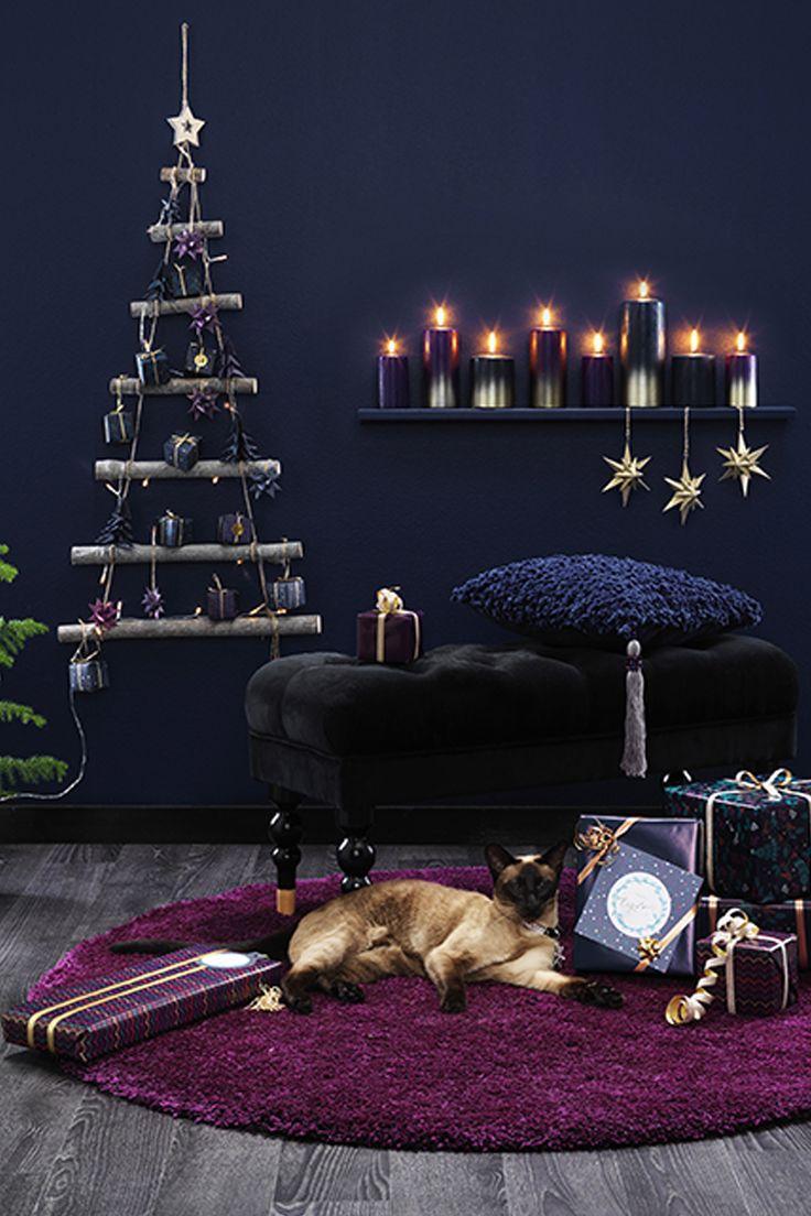 Fabulous christmas www.pandurohobby.com Christmas Decor by Panduro #christmas #decoration #DIY #ornaments #christmastree #christmascalendar #calendar advent #gran #julgran #adventskalender #julklappar #jul #paketkalender #christmascountdown