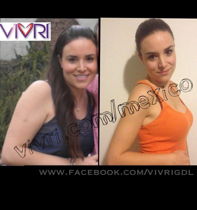 Ponte en forma con VIVRI. Testimonio de Vane B. Con 8 kilos menos!